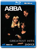 ABBA - Greatest Hits 2009 (ZDF NEO HD Live) (Blu-ray, блю-рей)