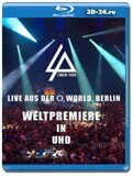 Linkin Park - Live Aus Der O2 World, Berlin (Blu-ray,блю-рей)