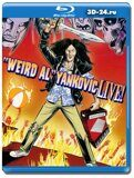 Weird Al' Yankovic Live!: The Alpocalypse Tour  (Blu-ray,блю-рей)