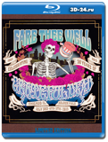 Fare Thee Well: Celebrating 50 Years of the Grateful Dead (Blu-ray, блю-рей) 6...