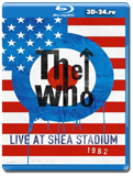 The Who - Live At Shea Stadium 1982   2015 (Blu-ray, блю-рей)