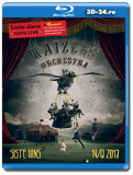 Kaizers Orchestra: Siste Dans (Blu-ray, блю-рей) 2 диска