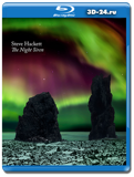 Steve Hackett: The Night Siren (Blu-ray,блю-рей) AUDIO