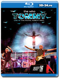 The Who: Tommy - Live At The Royal Albert Hall (Blu-ray,блю-рей)