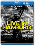 Scooter - Live In Hamburg (Blu-ray, блю-рей)