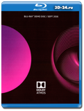 Dolby Atmos Demo Disc  2016  (Blu-ray,блю-рей)