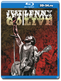 Just Let Go: Lenny Kravitz Live  (Blu-ray, блю-рей)