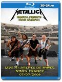 Metallica - World Magnetic Tour (Blu-ray,блю-рей)