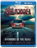 Saxon: Warriors of the Road – The Saxon Chronicles Part II (Blu-ray, блю-рей)...