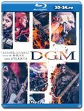 DGM: Passing Stages – Live in Milan and Atlanta  (Blu-ray,блю-рей)