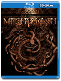 Meshuggah: The Ophidian Trek (Blu-ray, блю-рей)