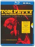 Tom Petty And The Heartbreakers - Runnin' Down A Dream (Blu-ray,блю-рей)