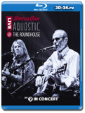 Status Quo: Aquostic! Live at the Roundhouse  (Blu-ray, блю-рей)