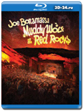 Joe Bonamassa - Muddy Wolf at Red Rocks (Blu-ray, блю-рей)