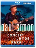 Paul Simon.The Concert in Hyde Park.  (Blu-ray,блю-рей)