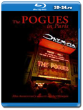 The Pogues in Paris: 30th Anniversary Concert at the Olympia - Folk Rok 2012 (Blu-ray,...