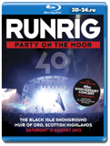 Runrig: Party on the Moor(Blu-ray, блю-рей)