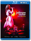 Julienne Taylor & the Celtic Connection  Live at the Lyric (Blu-ray, блю-рей)