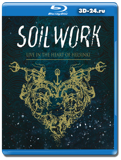 Soilwork: Live In The Heart Of Helsinki (Blu-ray, блю-рей)