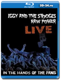 Iggy and The Stooges: Raw Power Live – In the Hands of the Fans 2011  (Blu-ray,...