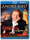 Andre Rieu - Christmas in London  (Blu-ray,блю-рей)