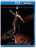 Julieta Venegas - MTV Unplugged (Blu-ray, блю-рей)