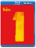 The Beatles: 1 + (1962-1970)  (Blu-ray, блю-рей)  диск 1