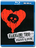 Alkaline Trio ‎- Past Live (Blu-ray,блю-рей) 4 диска