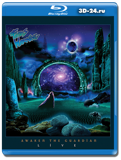 Fates Warning: Awaken the Guardian Live  (Blu-ray,блю-рей)