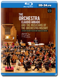 The Orchestra: Claudio Abbado and the Musicians of the Orchestra Mozart  (Blu-ray,...