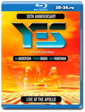 Yes featuring Jon Anderson, Trevor Rabin, Rick Wakeman - Live At The Apollo...