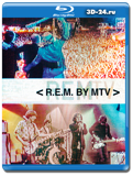 R.E.M. by MTV (Blu-ray, блю-рей)