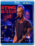 Sting • Le Bataclan (Paris)  (Blu-ray,блю-рей)