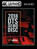 DTS Demonstration Disc Vol. 22 (Blu-ray,блю-рей) 4К