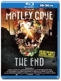 Motley Crue - The End  Live In Los Angeles (Blu-ray, блю-рей)