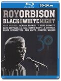 Roy Orbison - Black & White Night 30 (Blu-ray,блю-рей)