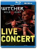 The Witcher 3: Wild Hunt Concert (Blu-ray,блю-рей)