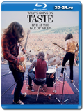 What's Going On  Taste – Live at the Isle of Wight (Blu-ray, блю-рей)