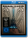 Rammstein: Paris! (Blu-ray,блю-рей)