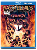 Black Veil Brides - Alive And Burning (Blu-ray, блю-рей)