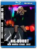 No Doubt - MTV World Stage (Blu-ray, блю-рей)