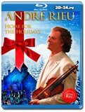 Andre Rieu - Home for the Holidays  (Blu-ray,блю-рей)