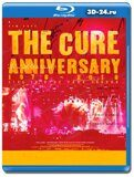 The Cure - 40 Live (Blu-ray,блю-рей) 2 диска