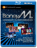 Boney M. - Legendary TV Performances (Blu-ray, блю-рей)