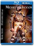 Michael Jackson - History World Tour Live in Munich (Blu-ray,блю-рей)