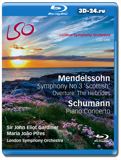 London Symphony Orchestra – Felix Mendelssohn: Symphony No.3 'Scottish', Hebrides...