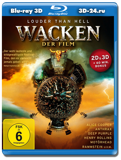 Wacken 3D: Louder Than Hell (Blu-ray, блю-рей)
