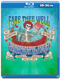 Fare Thee Well Celebrating 50 Years of the Grateful Dead (Blu-ray, блю-рей) 2...