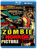 Rob Zombie - The Zombie Horror Picture Show (Blu-ray,блю-рей)