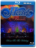 Heart & Friends - Home For The Holidays  2014  (Blu-ray, блю-рей)